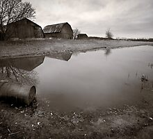 Barn Sludge by Jesse J. McClear