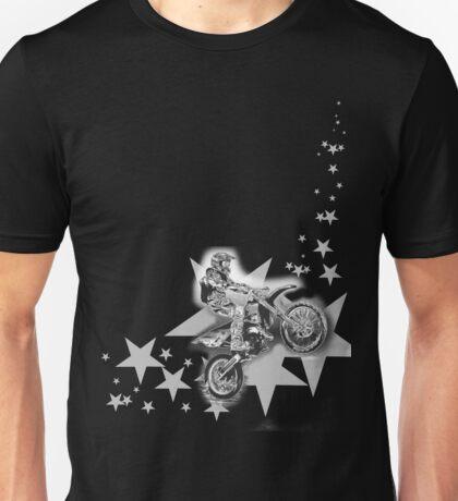 Dirt Bikin' Unisex T-Shirt