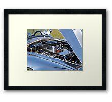 Cobra Engine Framed Print
