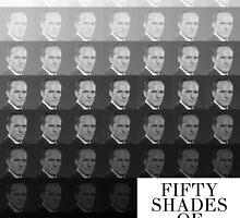 50 shades of agent coulson by DirectorCoulson
