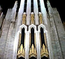 The Boston Avenue Church by FranSanstead