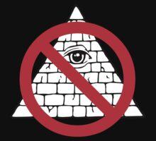 Anti Illuminati Sigil by fearandclothing