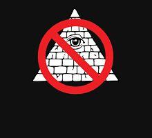 Anti Illuminati Sigil Unisex T-Shirt