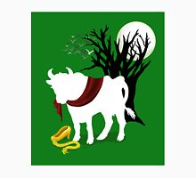 Into the Woods -  Green Background Unisex T-Shirt