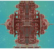 Temple Transcendence Photographic Print