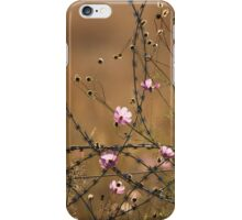 A touch of softness iPhone Case/Skin