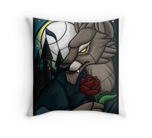 Stained Glass - Gilneas Throw Pillow