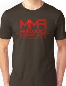 MMA - Murdock's Martial Arts (V04 - Bloodred) Unisex T-Shirt