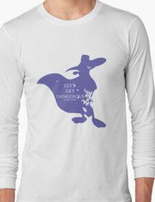 House Darkwing Long Sleeve T-Shirt