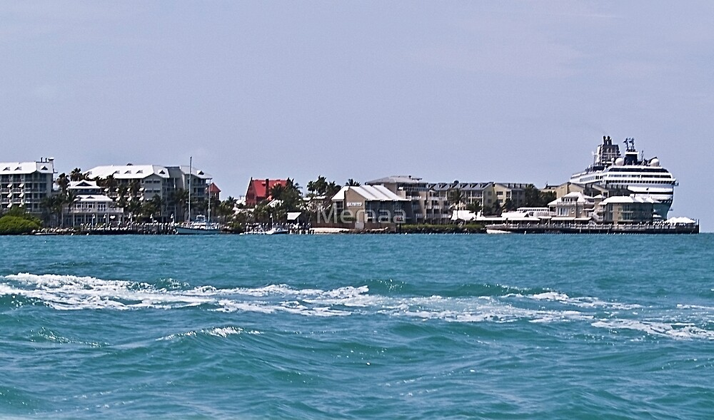 Key West Costal View by Memaa