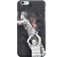 """never give up!"" iPhone Case/Skin"