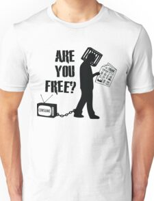 Are You Free? They Live, John Carpenter Unisex T-Shirt