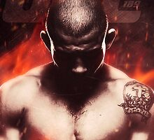 Jose Aldo by Addemdial