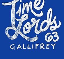 Time Lords 63 by typofuerte