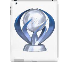 Platinum iPad Case/Skin