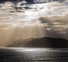 Dingle Peninsula, Ireland by Tony Steinberg