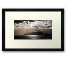 Dingle Peninsula, Ireland Framed Print