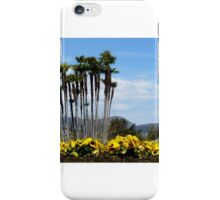 PANSY LEVEL iPhone Case/Skin