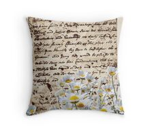 [ Calligraphie ] Throw Pillow