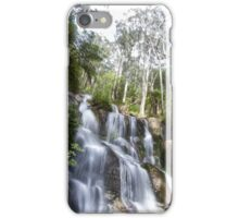 Toorongo water falls iPhone Case/Skin