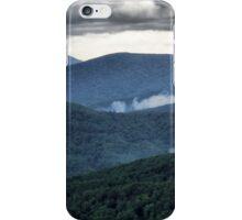 The Blue Ridge Mountains iPhone Case/Skin