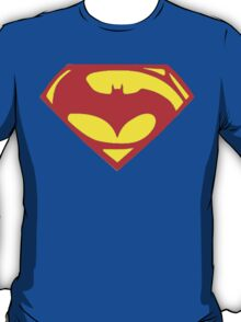 Batman Vs Superman : Dawn of Justice(Superman Color) T-Shirt