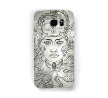 SkullLady Samsung Galaxy Case/Skin