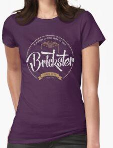 Brickster - Purveyor of Fine Brick Goods Womens Fitted T-Shirt