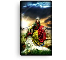 A Father's Promise Canvas Print
