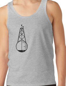 America Oil Addiction Tank Top