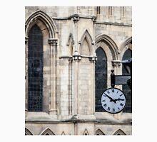 Clock at York Minster Unisex T-Shirt
