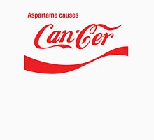 Aspartame Causes Cancer - Subversive Cola Logo Unisex T-Shirt