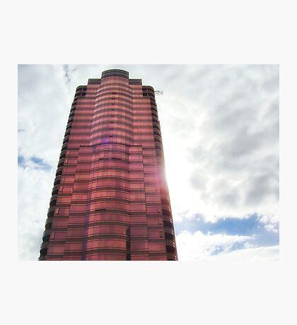 Corporate Castle Photographic Print