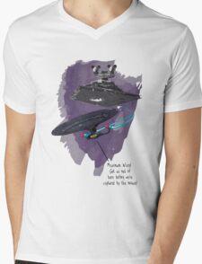 A Tactical Retreat Mens V-Neck T-Shirt