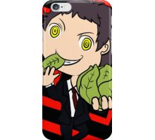Cabbage monster iPhone Case/Skin
