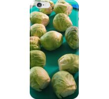 Greens are good for you! iPhone Case/Skin