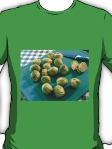 Greens are good for you! T-Shirt