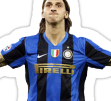 Ibrahimovic Sticker
