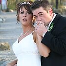 Brides shocking reaction by Marcella  Summers