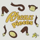 Rhesus Pieces by diculousdesigns