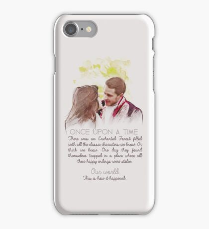 This Is How It Happened;  iPhone Case/Skin