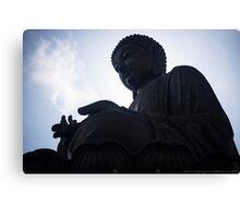 Hong Kong - Poh Lin - Great Buddha Canvas Print