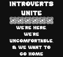 Introverts Unite by evahhamilton