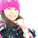 Snow bunny by Marcella  Summers