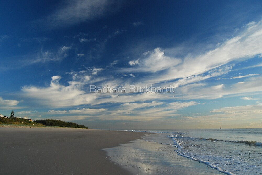 A Piece of Paradise - Bribie Island by Barbara Burkhardt