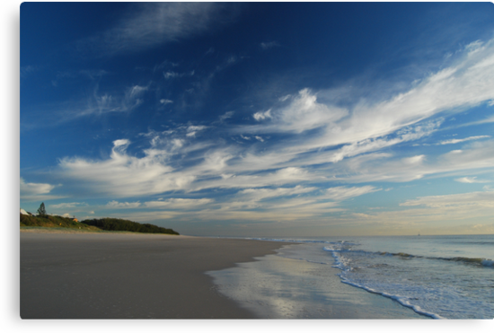 A Piece of Paradise - Bribie Island by Barbara Burkhardt