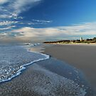 Early Light on Bribie Island by Barbara Burkhardt