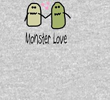 Monster Love Tee Womens Fitted T-Shirt