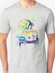 Volkswagen Kombi Splash © T-Shirt