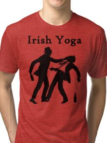 Irish Yoga Tri-blend T-Shirt
